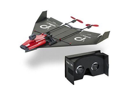 PowerUp FPV Paper Plane Drone