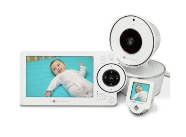 Project Nursery HD Baby Monitor