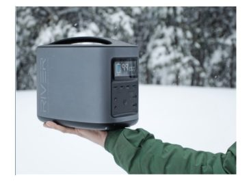 The River Mobile Power Station For Portable Power On The Go