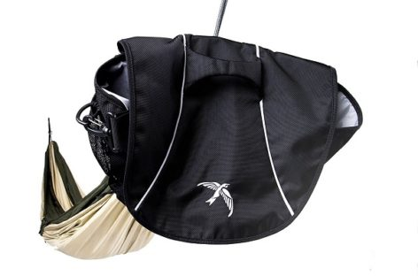 HackedPack Swift Messenger Bag Hammock