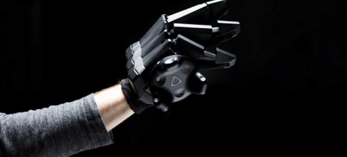 VRgluv Adds The Sense Of Touch In The VR Experience