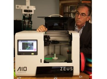 Zeus All-In-One 3D Printer
