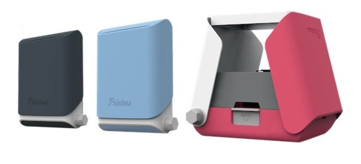 Printoss Smartphone Photo Instant Printer