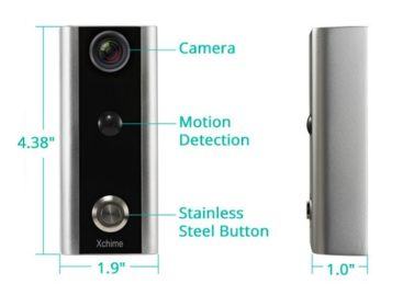 Xchime, More Than Just A Smart Doorbell