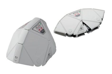 Flatmet Collapsible Helmet