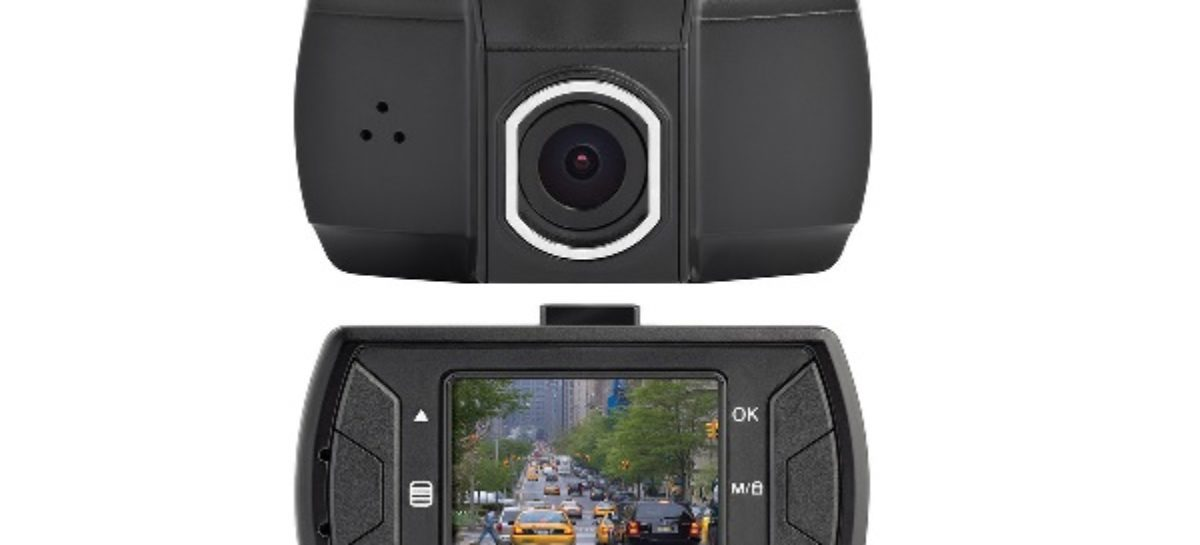 Cobra Electronics Instant Proof Dash Cam