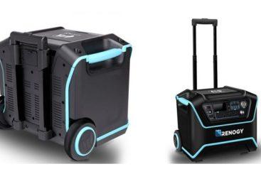 Lycan Powerbox Portable Solar Generator
