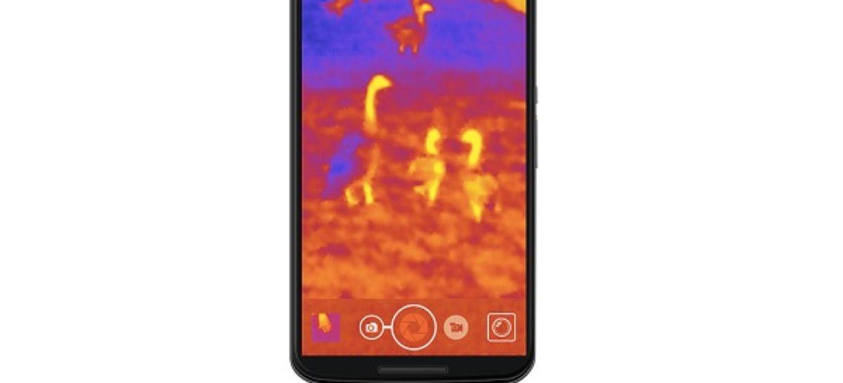 SEEK Compact XR Thermal Image Camera