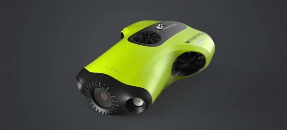 Fifish P3 Underwater Drone