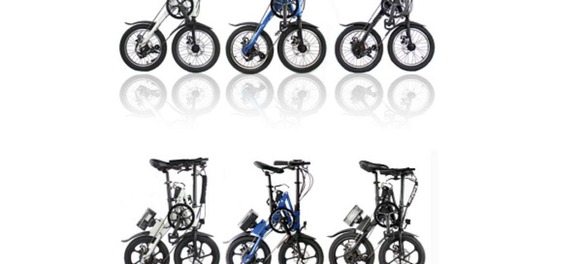 KwikFold Ultra Quick Folding Bikes