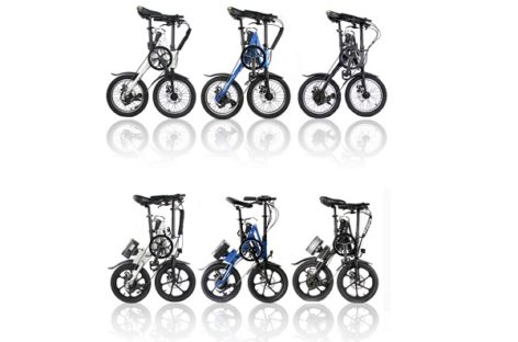KwikFold Ultra Quick Folding Bikes