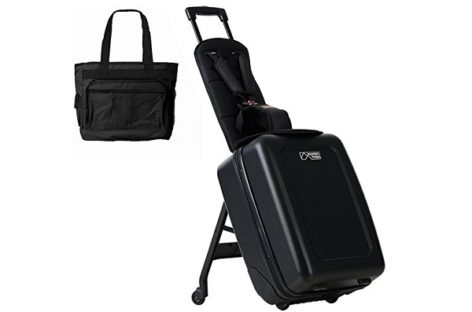 Mountain Buggy Bagrider Suitcase Stroller