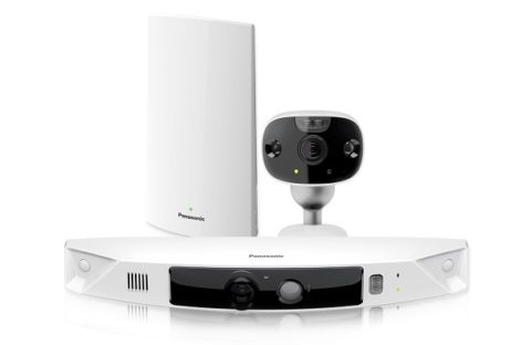 Panasonic HomeHawk HD Remote Home Monitoring System