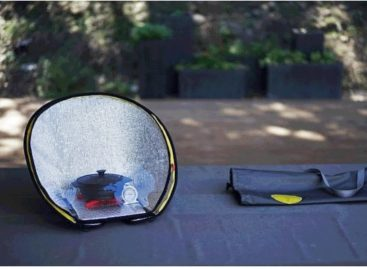 Solavore Go Portable Reflective Solar Cooker