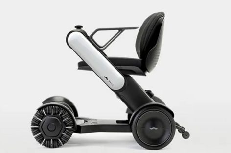 Whill Model Ci For Assisted Personal Mobility