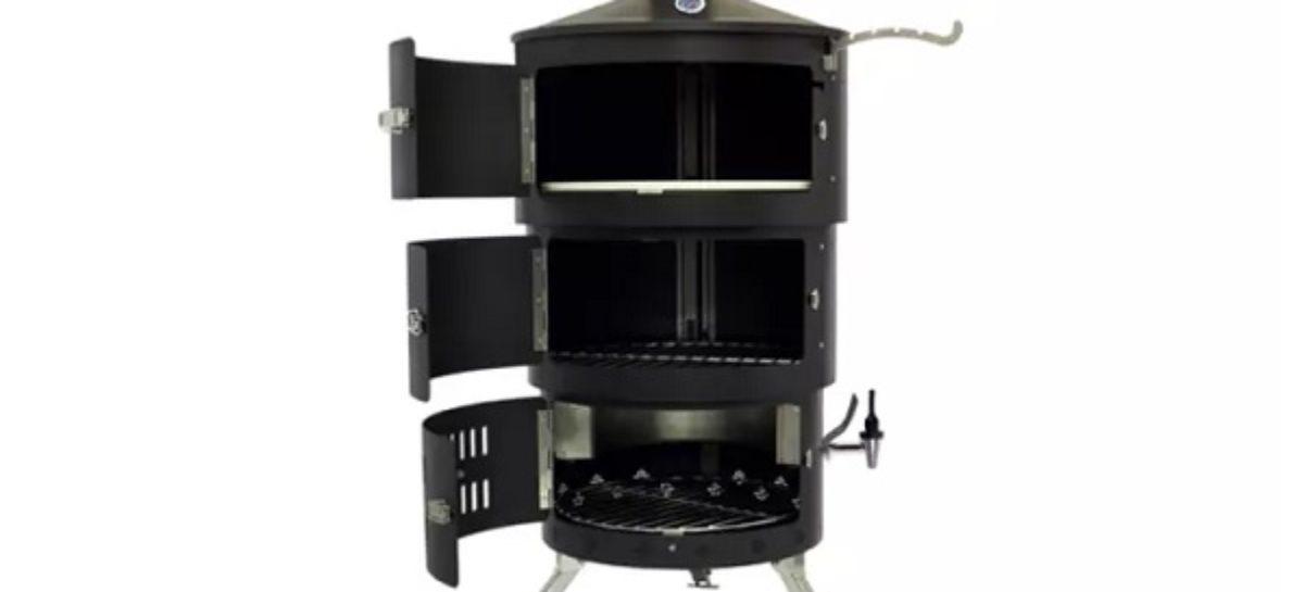 Aquaforno II Portable Outdoor Cooking Stove