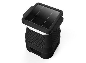 Monster Solara Solar Charging Bluetooth Speaker