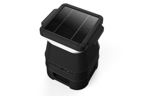 Monster Solara Solar Charging Bluetooth Speaker