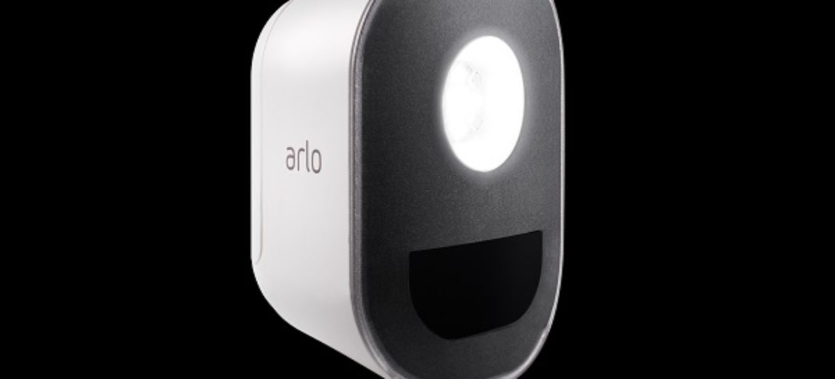 Netgear Arlo Smart Home Security Light
