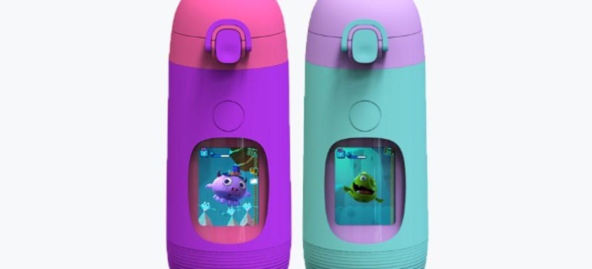 Gululu Go Smart Water Bottle For Kids