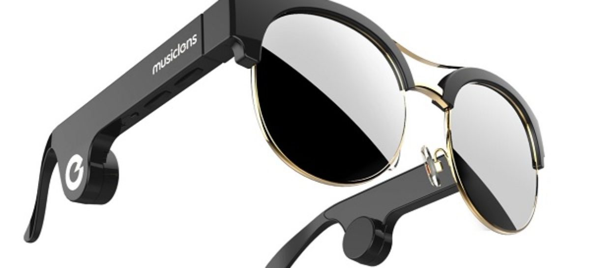 MusicLens Audio Glasses