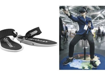 Cybershoes Can Complete Your VR Experience