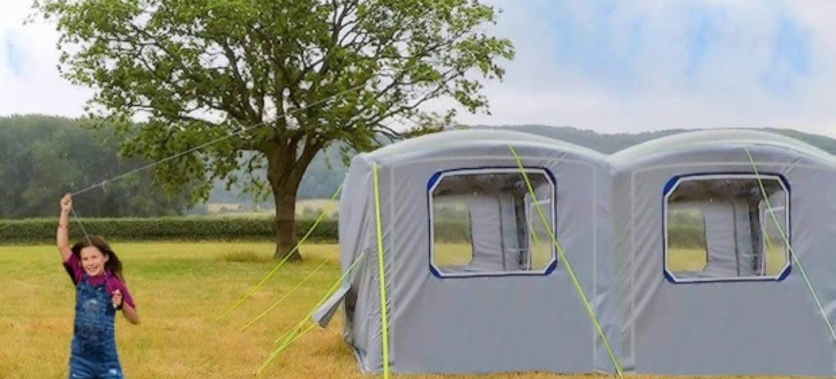 Mi-Camp ONE Modular Easy Pitch Tent