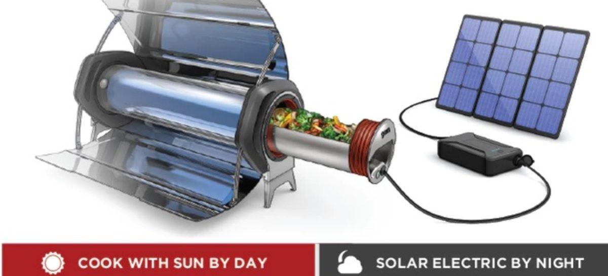 GoSun Fusion Solar Electric Hybrid Oven