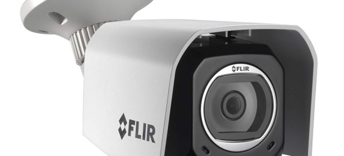 FLIR FX Outdoor Wireless HD Security Camera
