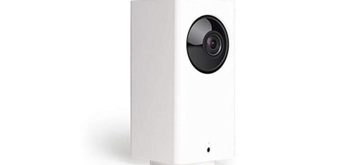Wyze Cam Pan Smart Indoor HD Camera
