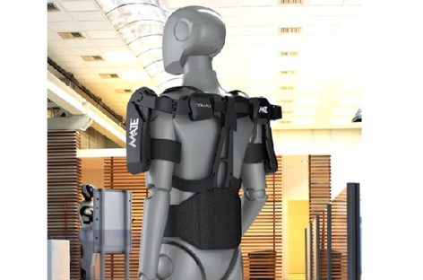 Comau MATE Wearable Exoskeleton