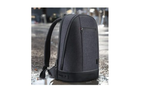 Agazzi Urban Tech Fingerprint Lock Backpack