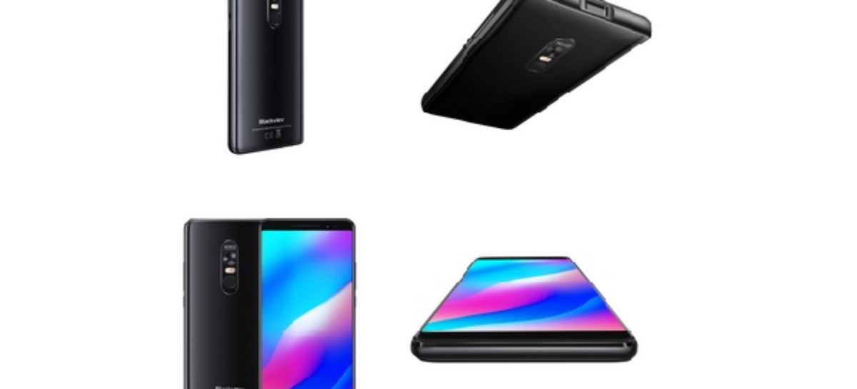 Blackview Max1 Smartphone Has A Built-In Projector