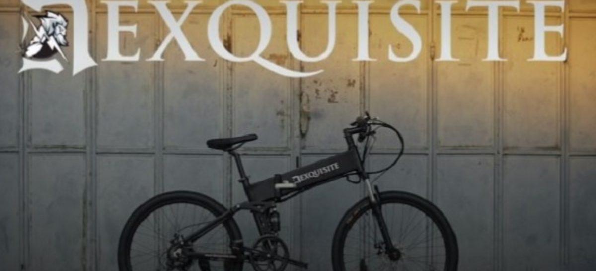 DX Self-Charging E-Bike