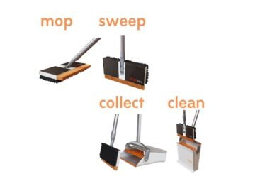 Duet All-In-One Floor Cleaning System