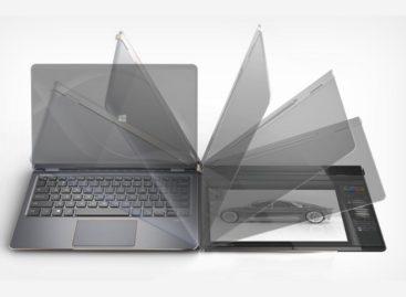 DuoFlip Laptop