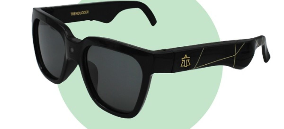 Trendloader Alpha Sunglasses Lets You Live Stream Your Life Handsfree