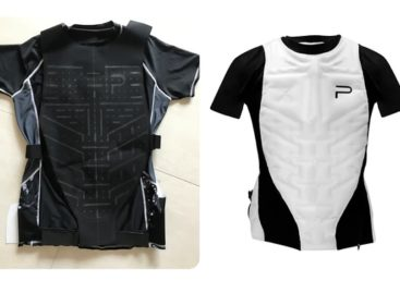 PUFFERS Inflatable T-Shirt And Rash Guard