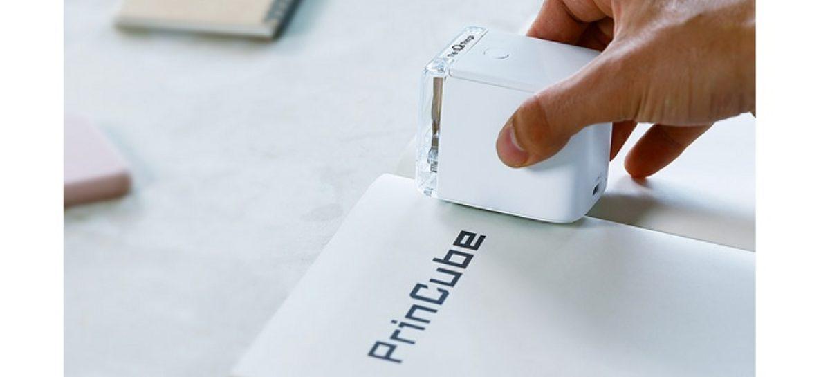 PrinCube Mobile Color Printer