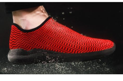 V-Tex Features Nanotech Shoes