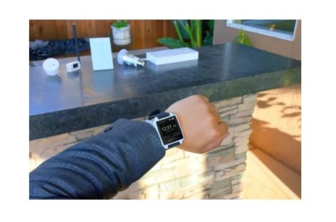 GyroPalm Smart Watch Comes With Gesture Control