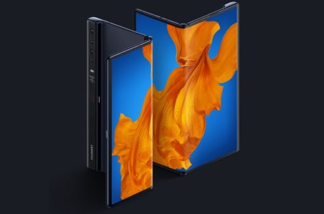 Huawei Mate Xs 5G Foldable Smartphone